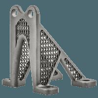 3D印刷金属零件