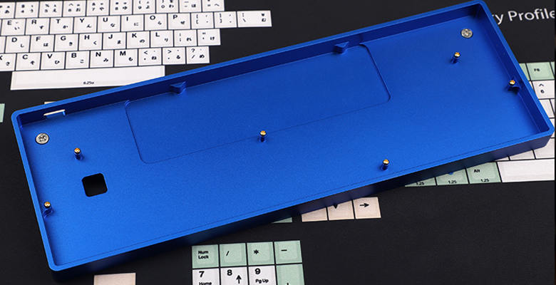 Aluminum Keyboard Case Frame 2