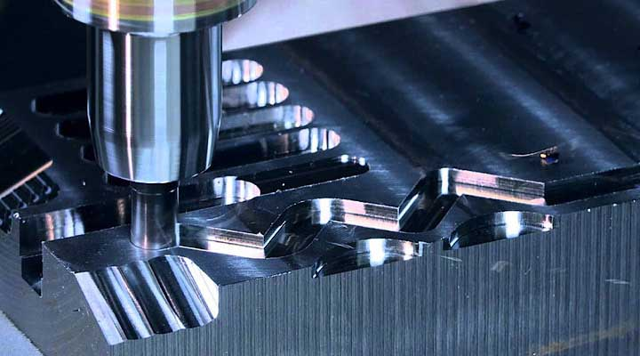 Benefits and Features of CNC Milling