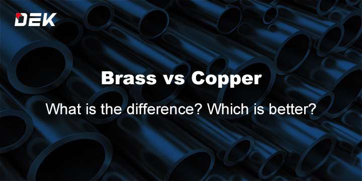 Brass vs copper, what is the difference
