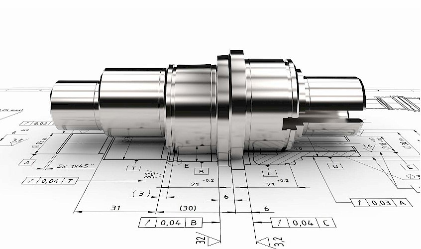 Figure 11 – Customized Shaft Manufacturing for Custom Applications