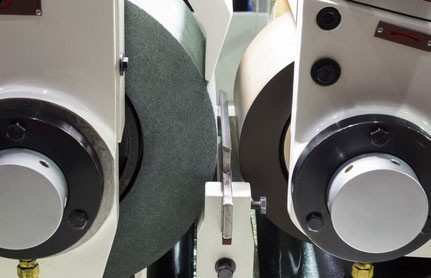Figure 12 – DEK's High-Quality and State-of-the-Art Centerless Grinders