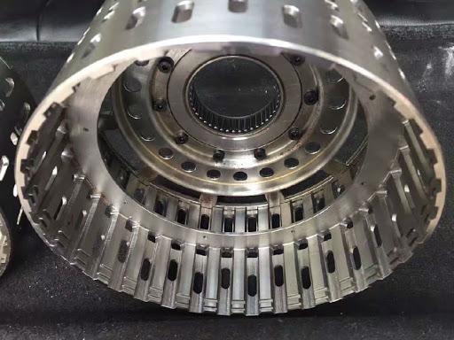 Figure 7 – Aluminum for Aerospace Machining