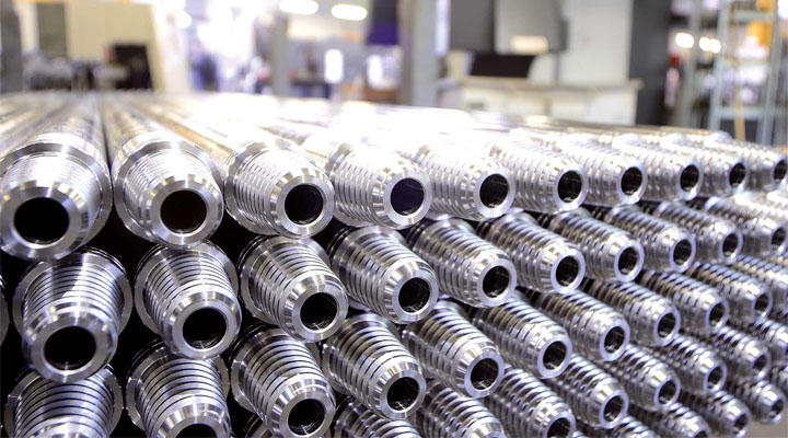 Manufacturing Processes of Drill Rods