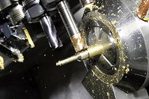 swiss machining