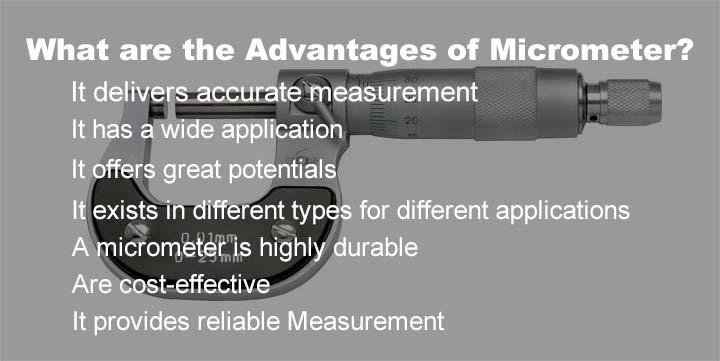 the Advantages of Micrometer