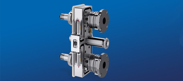 valve needle valve gate type hot runner system